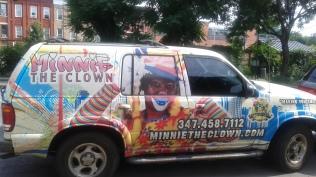 Clown Mobile