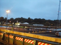 Broadway Junction Elevated Evening Views (2)