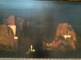 Island of the Dead Artist: Arnold Böcklin (Swiss, Basel 1827–1901 San Domenico, Italy) Date: 1880