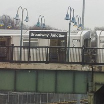 Broadway Junction, Subway Station Brooklyn, NY