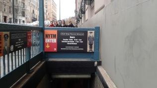 NY Transit Museum Entrance