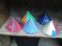 Party Cone Pyramids