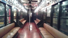 Subway Old Time Seating