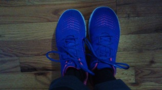 My Blue Kicks