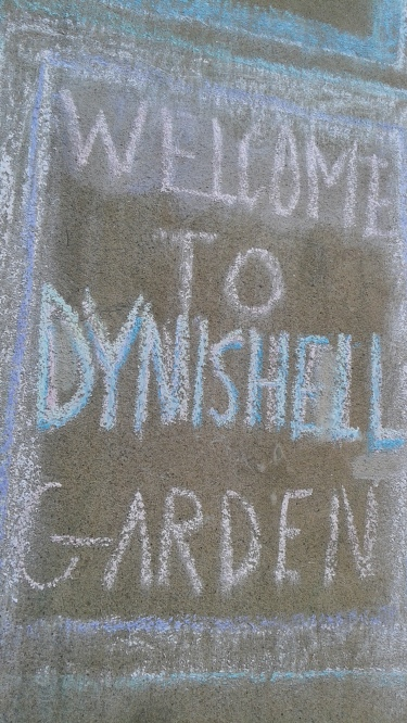 Welcome to Dynishell Garden