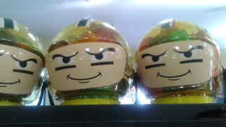 Football Candy Heads