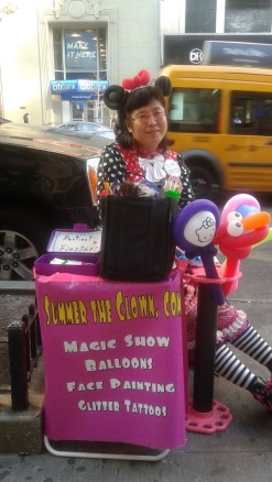 Summer the Balloon Clown