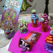 Zombie Candy Treats