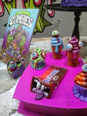 Zombie Candy Treats