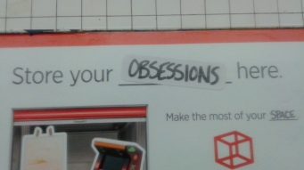 Store Your Obsessions inside the Cube