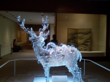Bubble Deer