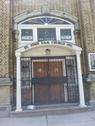 St. John F.B.H. Church
