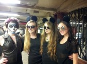3 Blind Mice & a Zombie