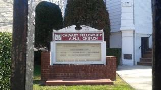 Calvary Fellowship A.M.E. Church