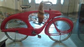 Red Bike Brooklyn Museum