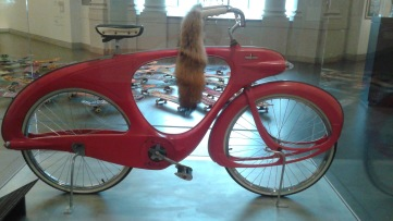 Red Bike Brooklyn Museum