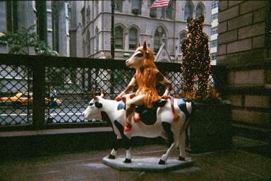 Cows on Parade 2000 Lady CowDiva