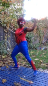 Spider Woman Power Defender of the Universe