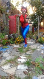 Spider Woman to the Rescue