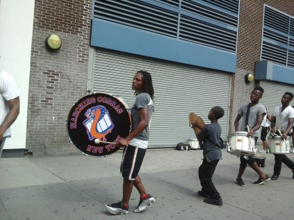 Athletic Dancers & Musicians in Harlem