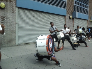 Athletic Dancers and Musicians in Harlem