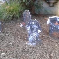 Silver Silence Graveyard