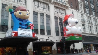 Macy's Herald Square 2015 Holiday