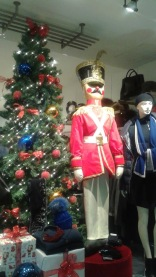 Christmas Tree Nutcracker Soldier