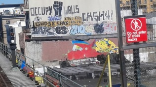 occupy_wallsjtrainbrooklyn