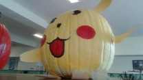 Pickachu Pumpkin