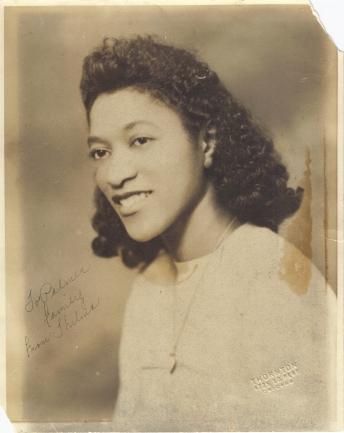 Aunt Thelma Palmer Varner