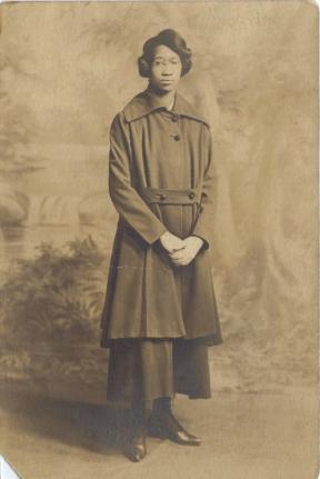 Paternal Grandmother Eva Gordon Palmer