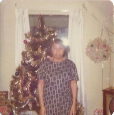 Maternal Grandmother Hattie Finney Banks