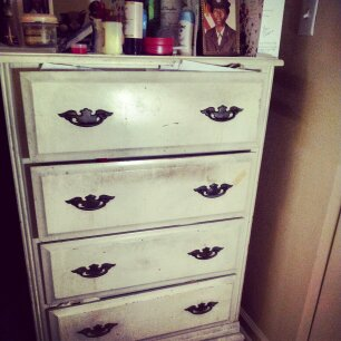 My Childhood Dresser I've had since age 5.