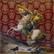 Kehinde_Wiley_Napoleon