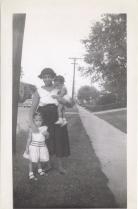 Maternal Aunt Helen James