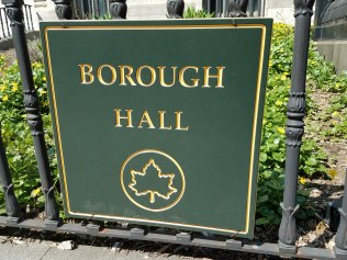 Borough Hall